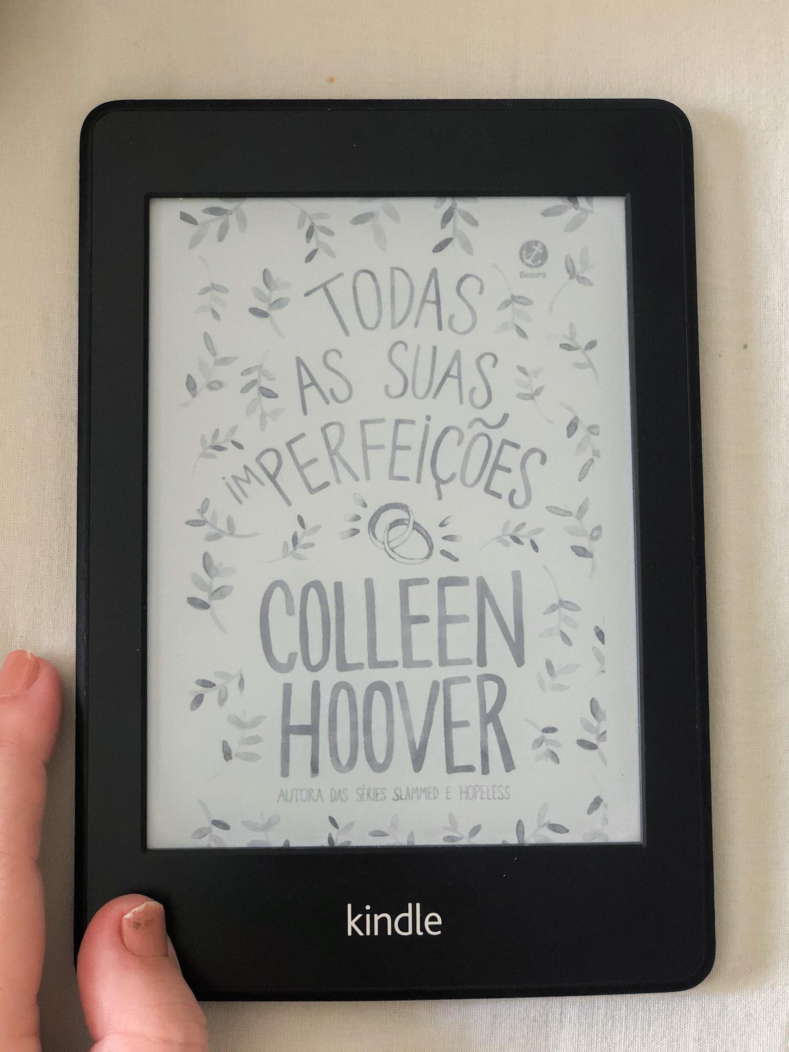Todas as suas imperfeições | Colleen Hoover