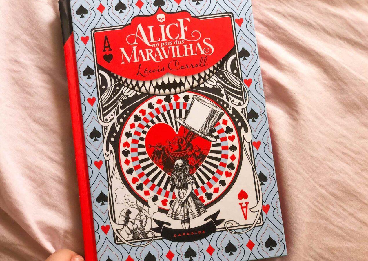 Alice no País das Maravilhas e a edição da DarkSide Books